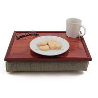 adjustable lap desk food tray