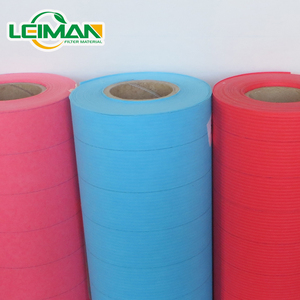 hepa filter paper, air filter roll, glass fiber filter paper
