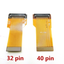 ribbon cable AGS 101 backlit adapter, 32 pin or 40 pin – For NINTENDO game boy advance GBA