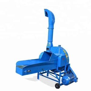 High Capacity Wheat Bran Hammer Forage Grinder Machine Corn Hammer Mill for Sale