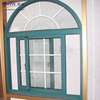 China supplier aluminum sliding window,tempered glass aluminum storm windows for sale