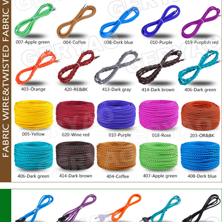 colourful cloth covered wire coloured cotton fabric cotton covered wire, cotton covered wire suppliers and Wiring Harness Diagram at n-0.co