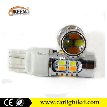 High Power 20w Led Bulb T20 Car Led Turn Signal Light Lamps Auto ...
