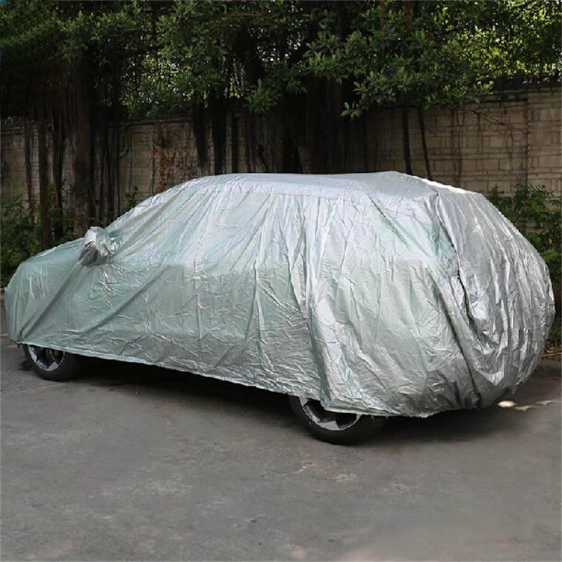 1 шт. DIY автомобиля нью-стайлинг дождя и солнца пылезащитно царапинам анти - мороз водонепроницаемый чехол для HONDA VEZEL XRV аксессуары