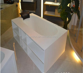 Awesome Bathroom Ware Oasis Bathtubs Arcylic Stone Resin Bathtub Solid Surface  Bathtubs