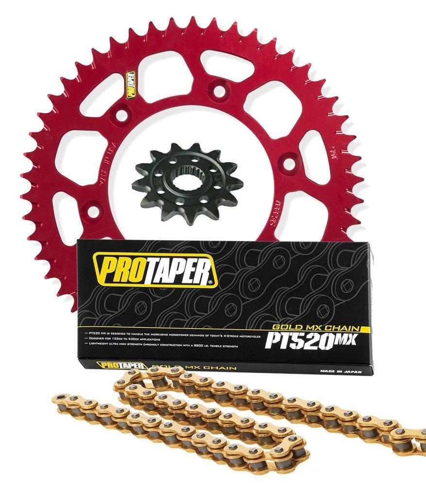 Sunstar 2-355950 50-Teeth 520 Chain Size Rear Steel Sprocket