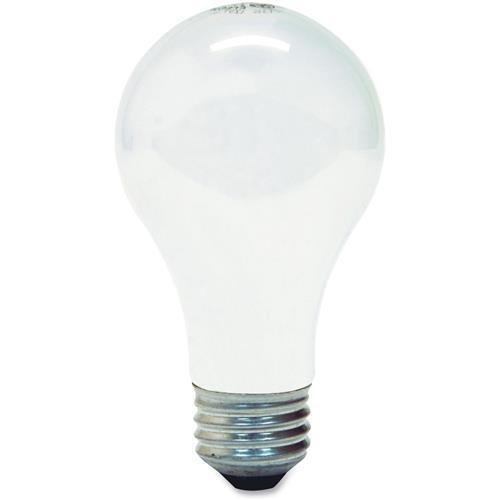 63003 GE 43-watt Energy Efficient A19 Bulb - Soft White - 43 W - 120 V AC - E26 - 6 / Carton