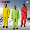 colored adult pvc waterproof rain poncho with sleeves