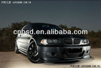 Carbon Fiber Front Lip design for 01-06 BMW E46 M3 COUPE HM style