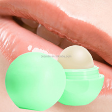 Hot selling 2017 amazon promotional products organic ball lip balm