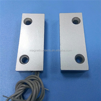 Magnetic Door Alarm Switch Security Door Switch Wired Door Sensor Magnetic Iron & Magnetic Door Alarm Switch Security Door Switch Wired Door Sensor ... pezcame.com