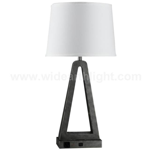 Ul Cul Listed Modern Electric Bed Side Table Lamp With