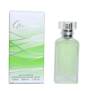 30ml 50ml Green tea perfume spray form EDT parfum