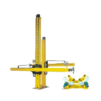 Super Heavy Duty Type Auto Manual 7000mm Stationary Welding Manipulator Column Boom Machine For Sale