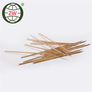 wholesale BBQ long bamboo sticks skewers high quality