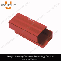 Split Type Aluminum Extrusion Box/Small Power Supply Extruded Aluminum Shell