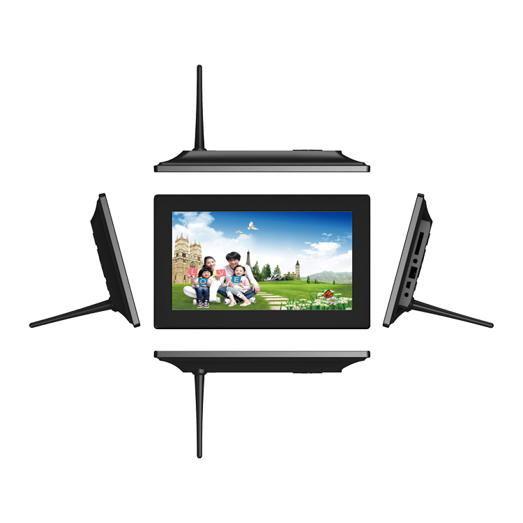 "IPS 10"" download free mp3 mp4 programmable digital photo frame with gift video playback 1280*800"