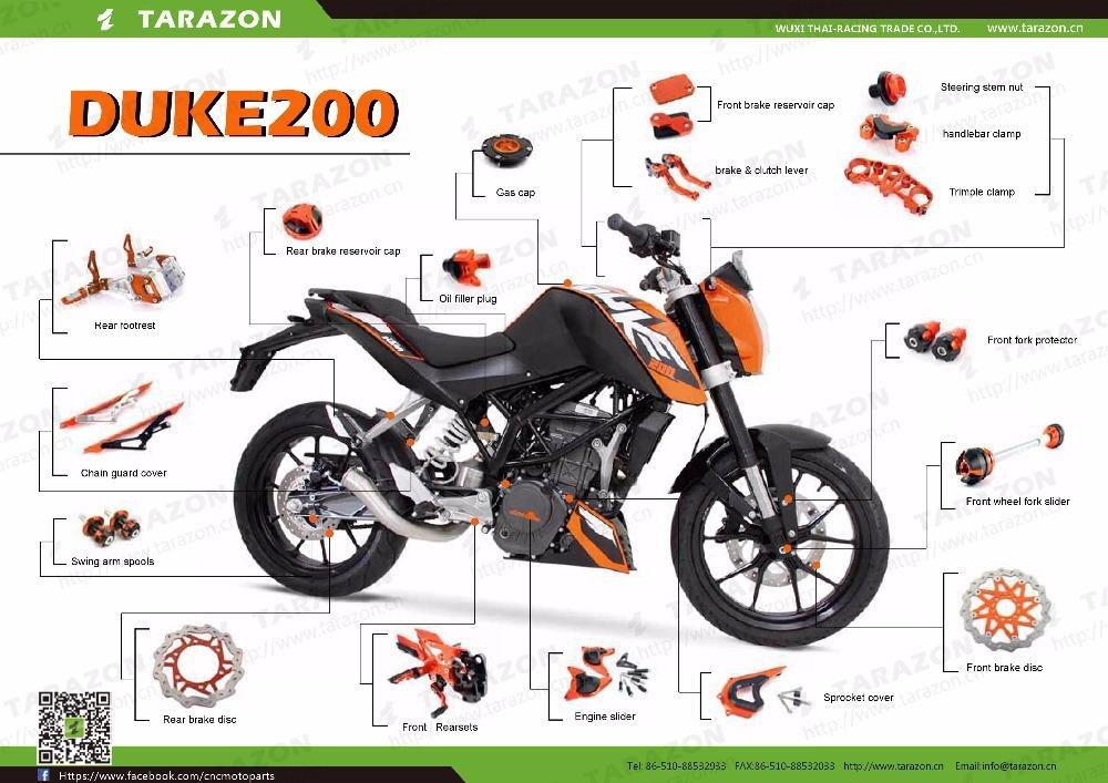 ktm duke 200 parts made in china - buy ktm duke parts,ktm duke 200