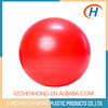 China Gold supplier PVC non-toxic yoga ball with latex tubes and handles