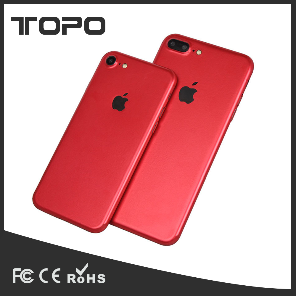 Phone Ice Skin Film Magic edges shield full front Back body wrap Protector insulation sticker for iphone 6 7 plus for oppo