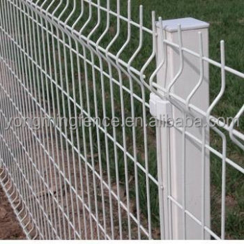 1 8m High Trade Urance Pvc Coated V Pressed Welded Wire Mesh
