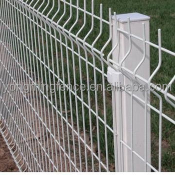 1.8m High Trade Assurance Pvc Coated V Pressed Welded Wire Mesh ...