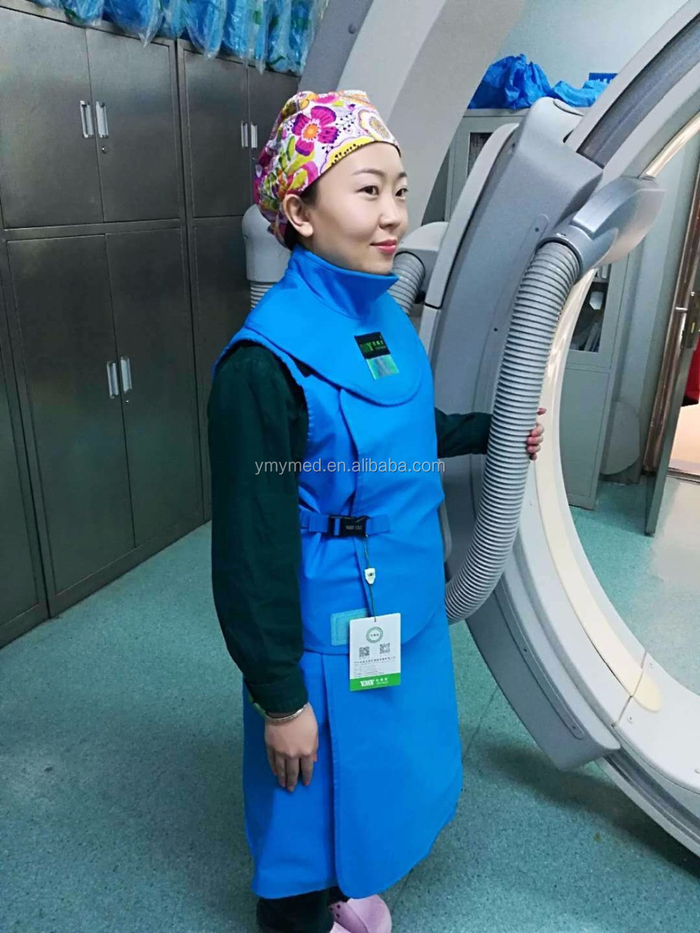 0.5mmpb high quality medical x-ray lead apron