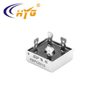 50A 600V Metal Case Single Phases Diode Bridge Rectifier KBPC5006 Plug-in bridge in stock now