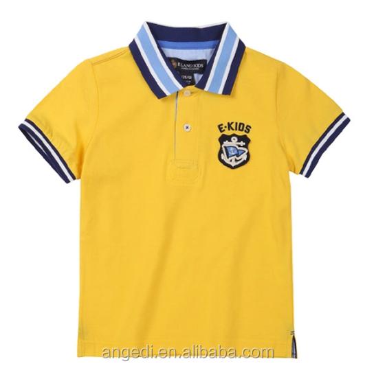 08b56aaac الزي المدرسي قمصان بولو للأطفال-تيشرتات ببمقاس كبير-معرف المنتج ...