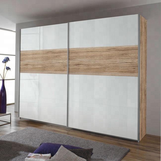 Moderne Kleine 2 Schiebetüren Schlafzimmermöbel Almirah Designs Möbel Wohnmöbel