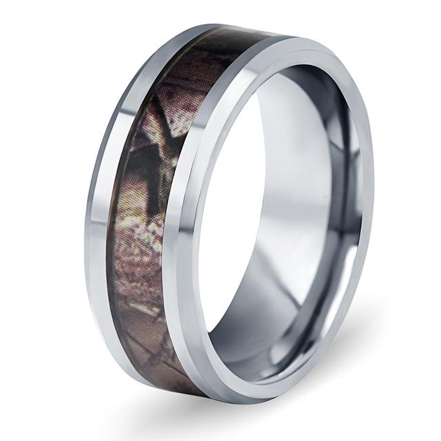 c4aa092e79f8 Venta al por mayor de madera de fibra de carbono de carburo de tungsteno  anillo para