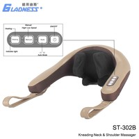 The Most Popular Shiatsu Deep Kneading walmart wholesale percussion best kneading electric neck shoulder massager with infrared
