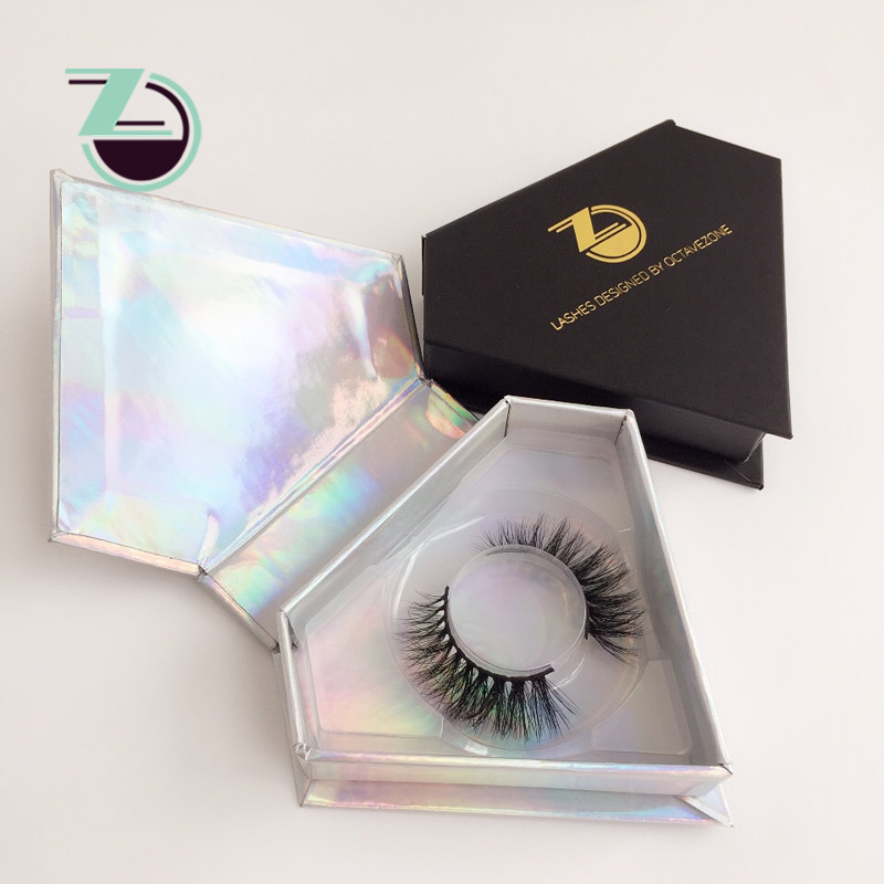 b8fa151ae24 Reusable Octave Zone 3D Mink Lashes 3D Flare Eye Lashes Amazing Custom Case  For Eyelashes