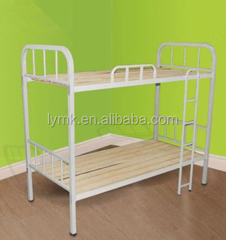 Heart shaped beds for sale steel tube bunk bed used for Cheap double deck bed