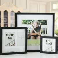16X20 20X24 24X36 Black Wood Picture Frame Home Decoration