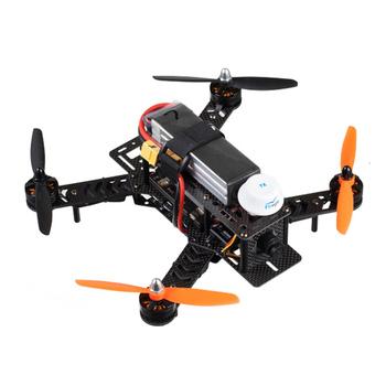 Fpv Racing Drone Frame Kit Carbon Fiber Drone 40mhz Transmitter ...