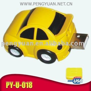 mini car usb flsh drives