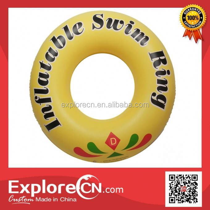 High Quality swimming pool life ring buoy With Logo Printing