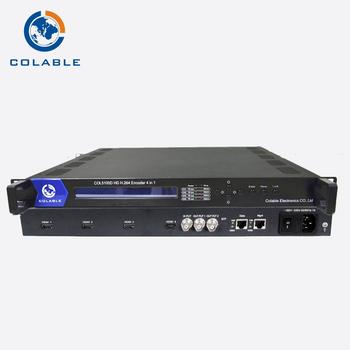 4 In 1 Mpeg4 Avc /h264 Dvb And Iptv Udp Asi Encoder For Satellite Cable Ip  Tv Headend Solution - Buy H264 Encoder,4 In 1 Iptv Encoder,H 264 Iptv