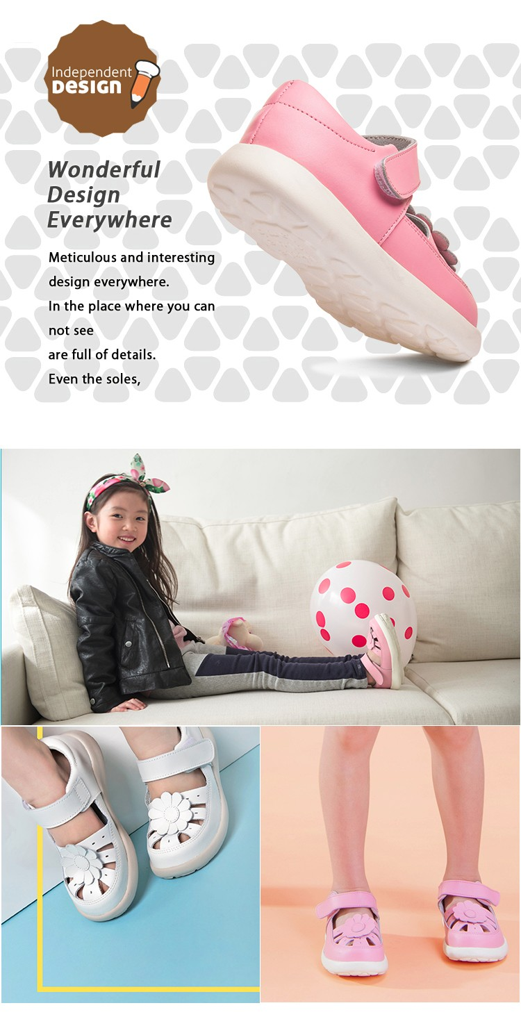 littlebluelamb Wholesale Brand Fancy Sandals For Girls