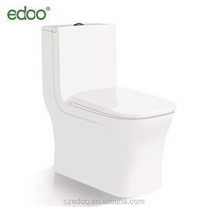 High grade ceramic washdown one piece toilet with low price