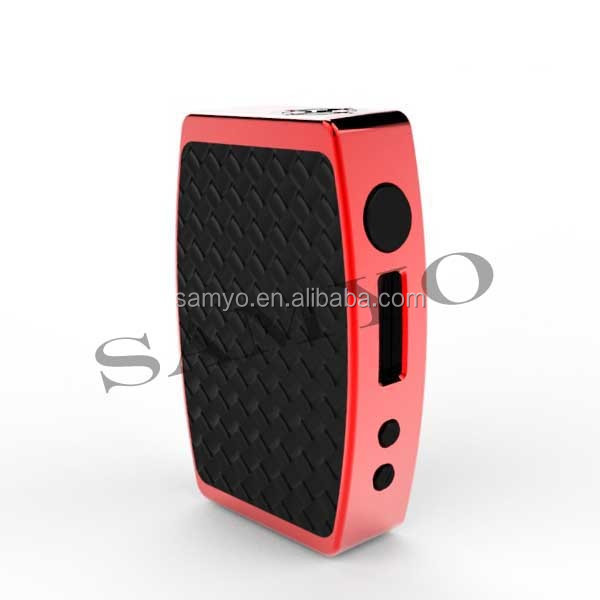 New products 2016 vaporizer Hugo vape box mod electronic cigarette 200w TC Box mod