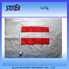 100% Polyester Car Flags High Quality Car Window flag Decorative Austria Car Flag