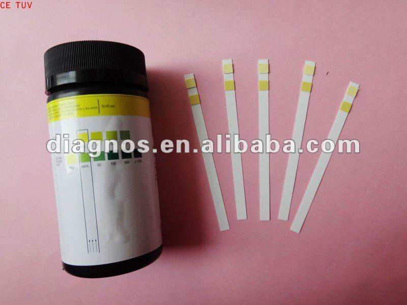 Prote ne urine glucose testen pathologische analyse for Table 6 simulated urine protein test