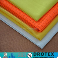 Oeko-Tex 100 Non Toxic Arc Flash Protection Fire Retardant Fabric for Protective Industry