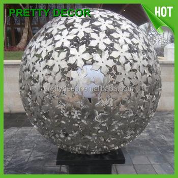 Large Decorative Garden Balls