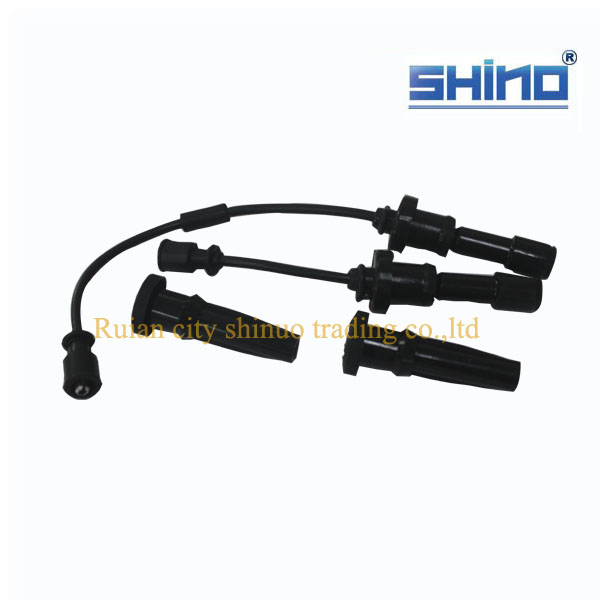 Chinese car JAC at auto spare parts S1042L21153 High tension lead in ruian