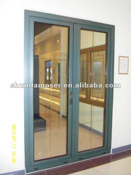 Doppeltür Holz moser holz tür mit aluminium verkleidung außen doppeltür tür eintrag