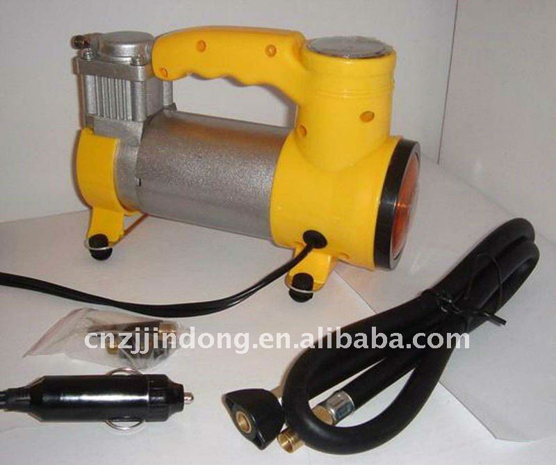 Special deisign use metal hand held car air compressor(ce approval)
