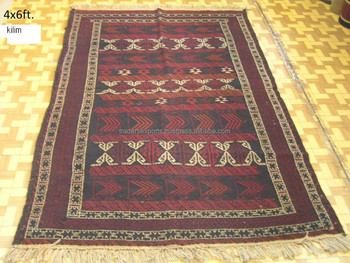 Afghan hand knitted Carpets